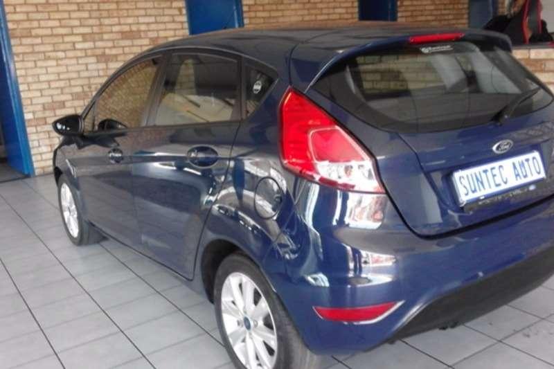 2013 Ford Fiesta 1.4