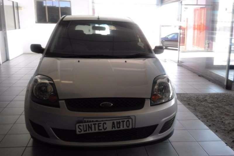 2006 Ford Fiesta 1.4