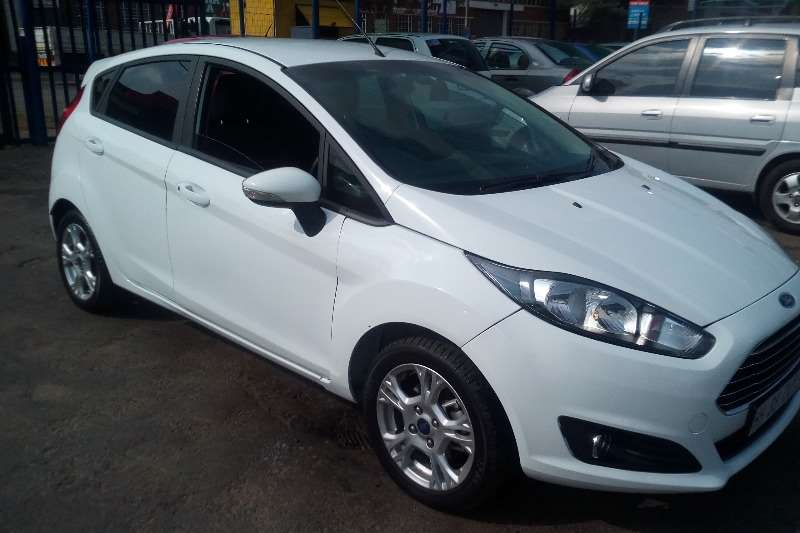 2015 Ford Fiesta 5 door 1.5TDCi Trend
