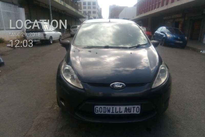 2009 Ford Fiesta 1.4 5 door Trend