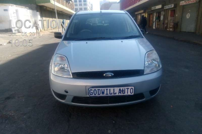 2006 Ford Fiesta 1.4 5 door Ambiente