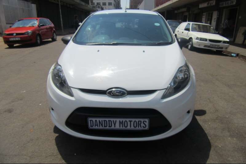 2010 Ford Fiesta 1.4i 5 door