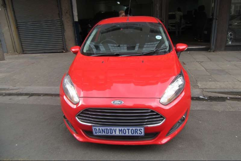 2014 Ford Fiesta 5 door 1.0T Titanium