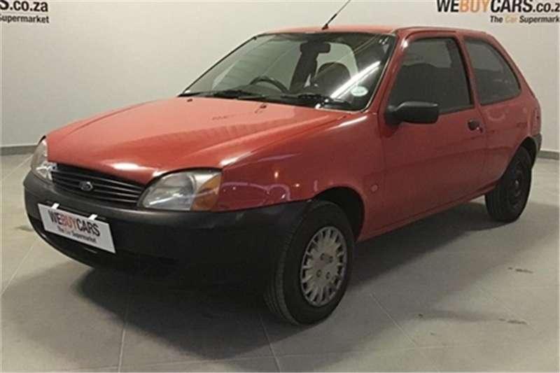 2003 Ford Fiesta