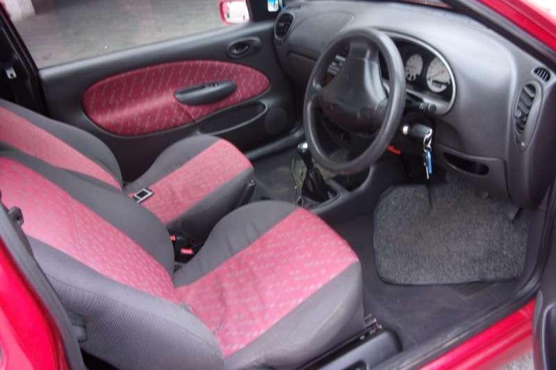 2002 Ford Fiesta 5 door 1.6 S