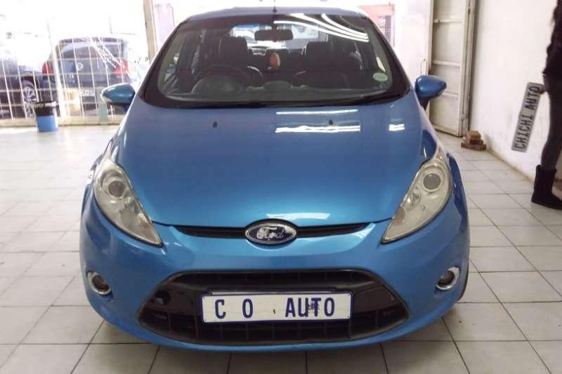 2010 Ford Fiesta 1.6 5 door Titanium