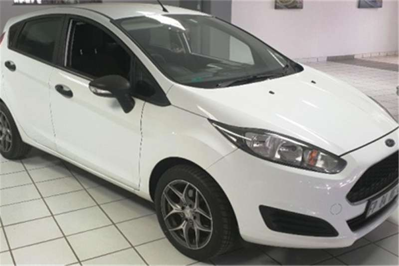 2017 Ford Fiesta 5 door 1.4 Ambiente