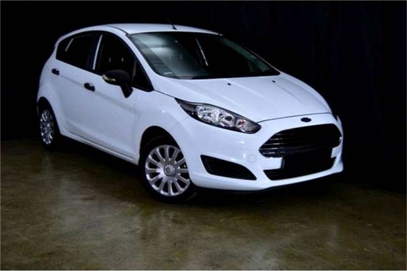2016 Ford Fiesta 5 door 1.4 Ambiente