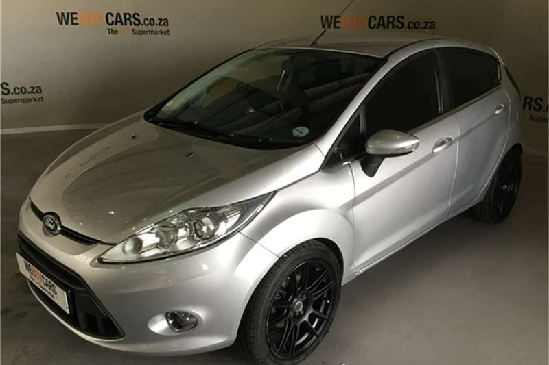 2010 Ford Fiesta 1.6 5 door Titanium