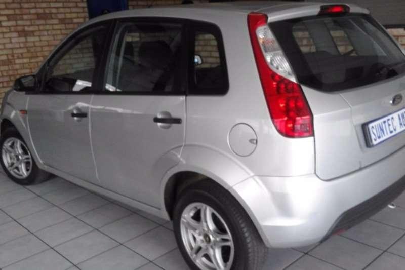 Ford Figo 1.4 Trend 2012