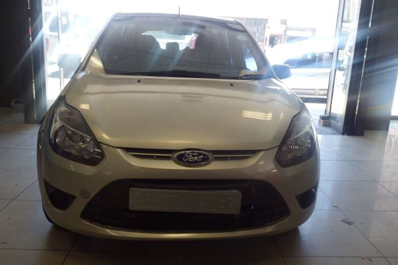 2012 Ford Figo hatch