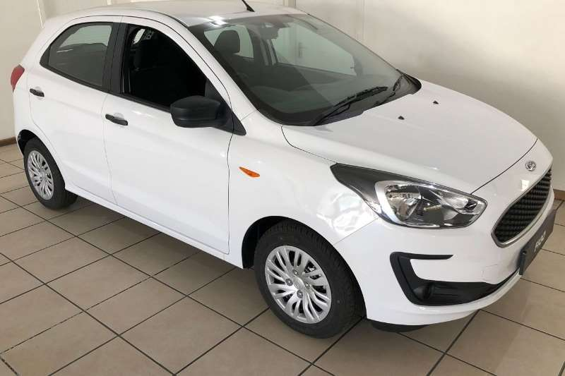2018 Ford Figo hatch