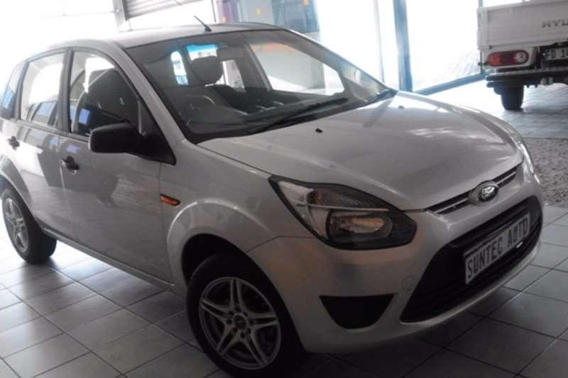 2012 Ford Figo 1.4 T