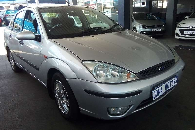 Ford Focus 1.6 5 door Si 2002