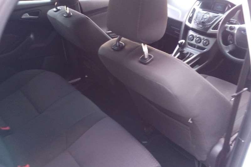 Ford Focus 1.6 Trend 4 door 2013
