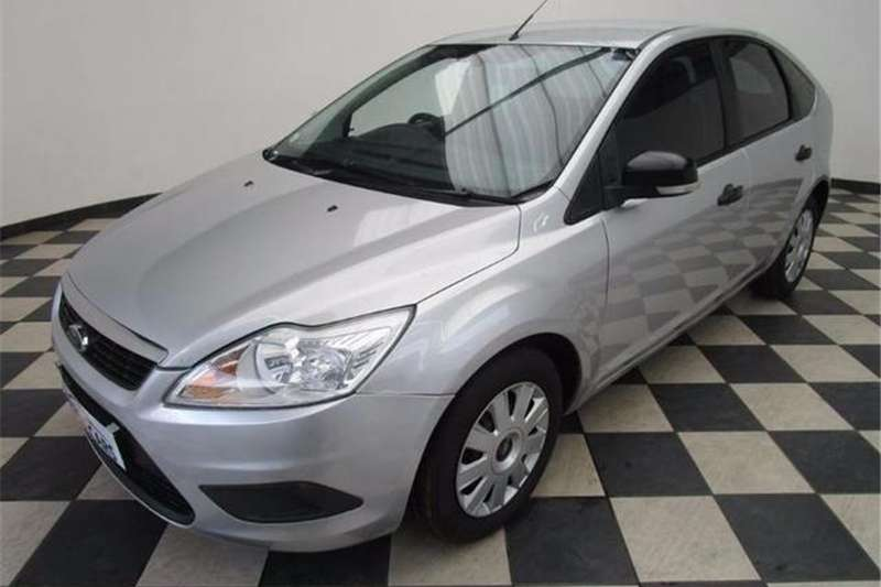 Ford Focus 1.8 5-door Ambiente 2011