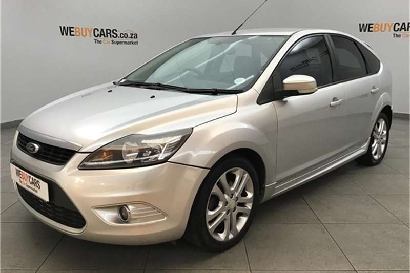 Ford Focus 1.8 5-door Si 2009