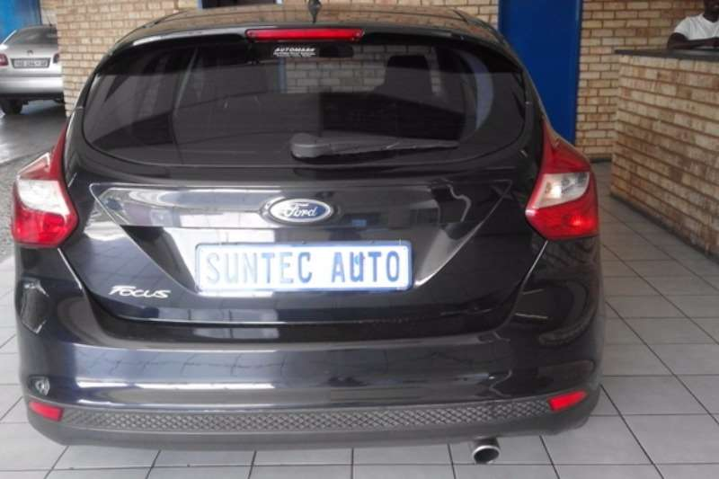Ford Focus 2.0 Trend 5DR 2012