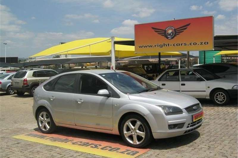 Ford Focus 2.0TDCi 5 Door Si 2007