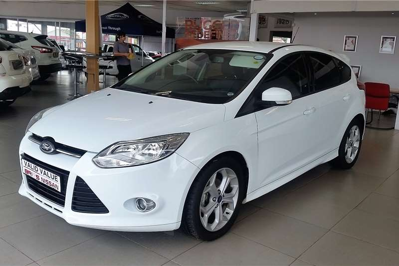 High Quality Ford Focus 2.0TDCi 5 Door Si Powershift 2013