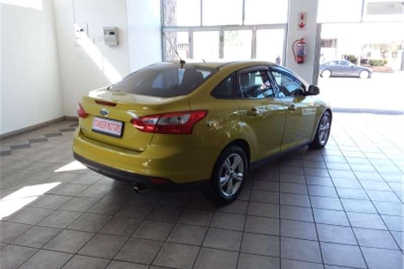 Ford Focus 2.0TDCi sedan Si Powershift 2011