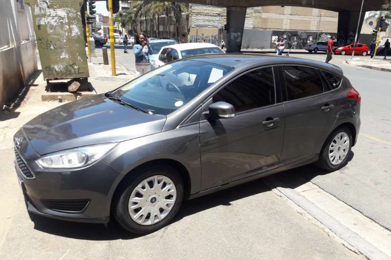 Ford Focus hatch 1.0T Trend 2015