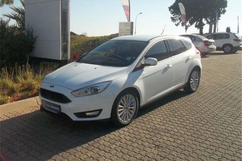 Ford Focus Hatch 1 0t Trend 2017