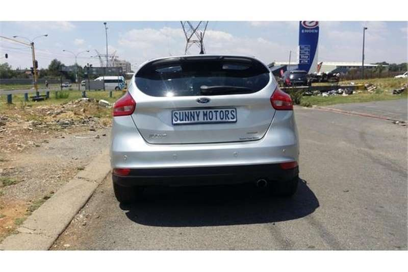Ford Focus Hatch 1.5T Trend 2017