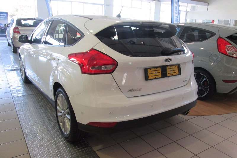 Ford Focus hatch 1.5T Trend auto 0