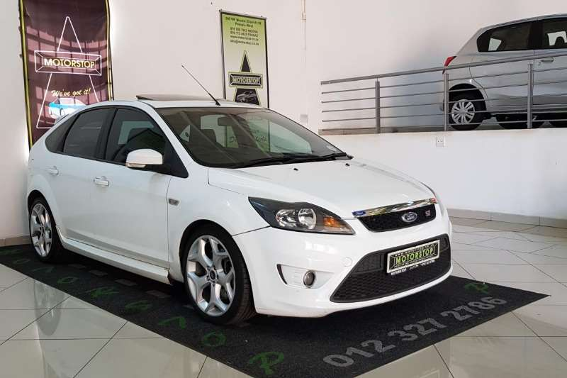 2011 Ford Focus hatch 5-door