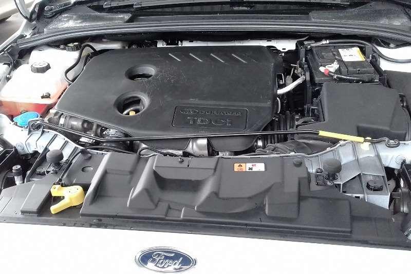 2017 Ford Focus hatch 1.5TDCi Ambiente