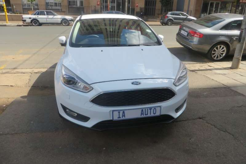 2017 Ford Focus 1.6 4 door Ambiente