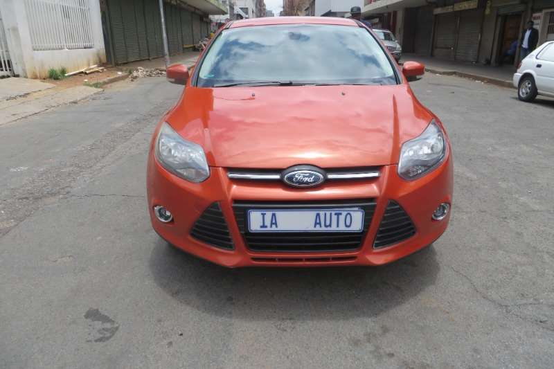 2011 Ford Focus 2.0 4 door Trend