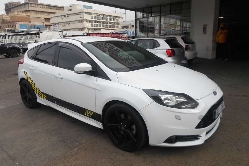 2013 Ford Focus 1.8 4 door Ambiente