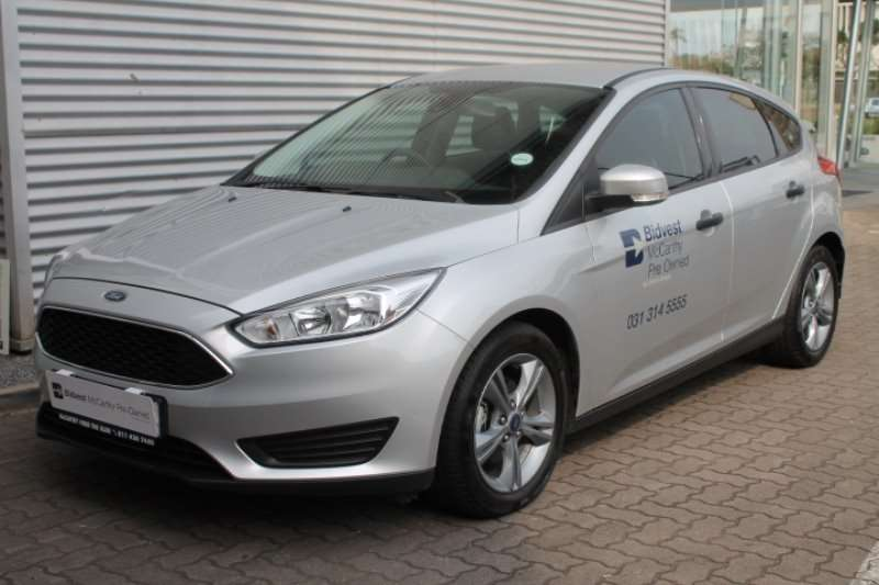 2018 Ford Focus hatch 1.0T Ambiente auto