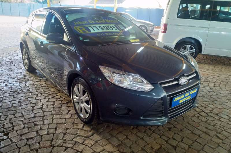 2012 Ford Focus 1.6 5 door Ambiente