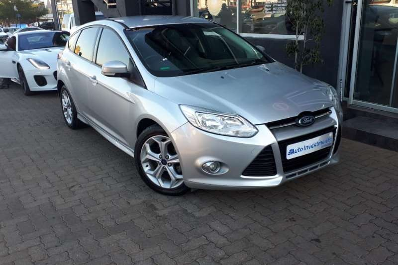 2013 Ford Focus hatch 2.0TDCi Trend
