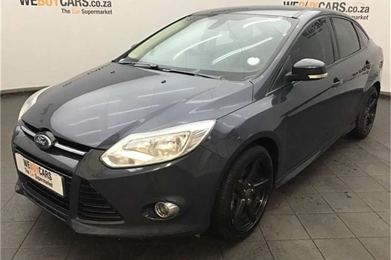 2013 Ford Focus sedan 1.6 Trend