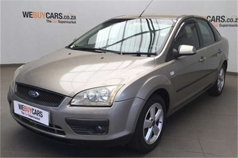 2006 Ford Focus 2.0 4 door Trend automatic