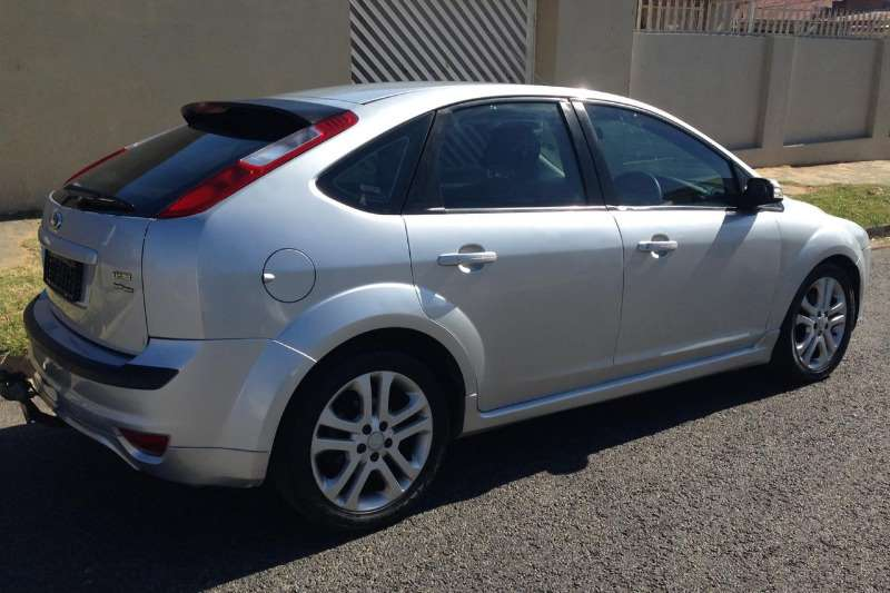 2008 Ford Focus hatch 1.5TDCi Trend