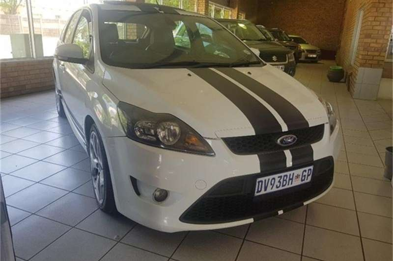 Ford Focus ST 3-door (leather + sunroof + techno pack) 2010