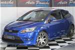 Ford Focus ST 3-door (leather + sunroof + techno pack) 2011