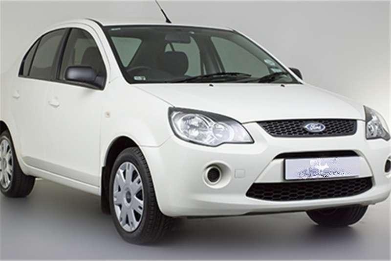 2014 Ford Ikon 1 6 Ambiente Sedan Petrol Fwd Manual Cars For