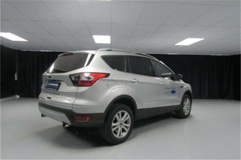 Ford Kuga 1 5 Ecoboost Trend A T 2018
