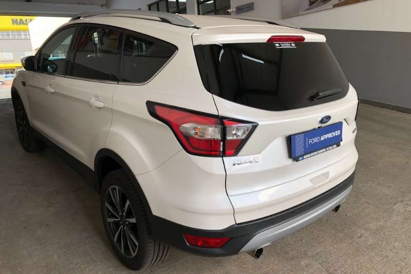 2018 ford kuga 1 5t trend auto crossover suv petrol. Black Bedroom Furniture Sets. Home Design Ideas