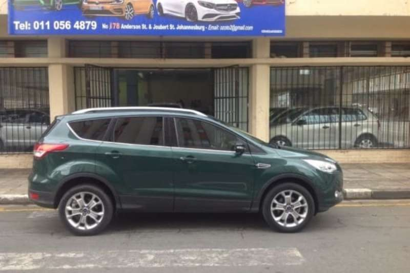 2016 ford kuga 2 0 ecoboost titanium awd at crossover. Black Bedroom Furniture Sets. Home Design Ideas