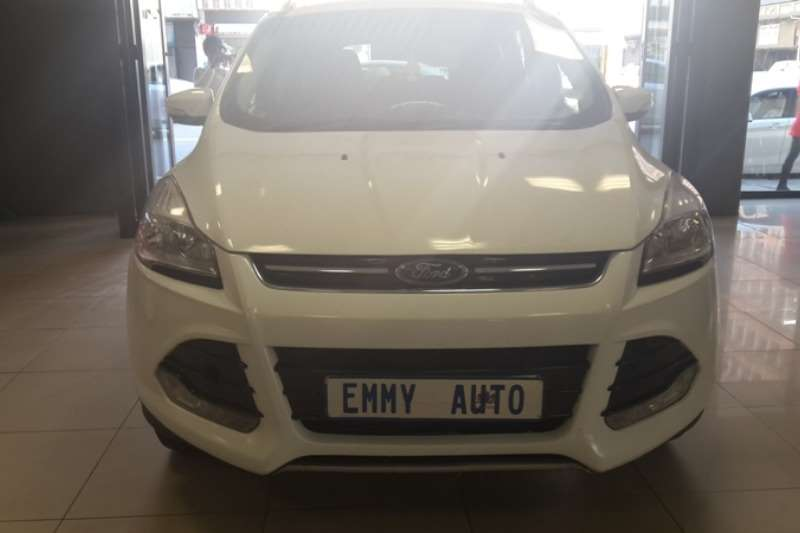2013 Ford Kuga 2.0 EcoBoost Titanium AWD AT
