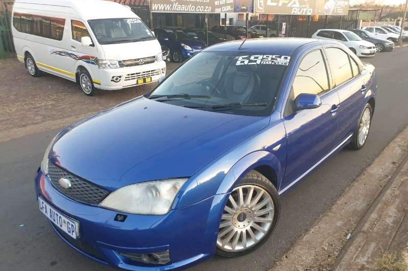 2003 Ford Mondeo 3.0 ST220