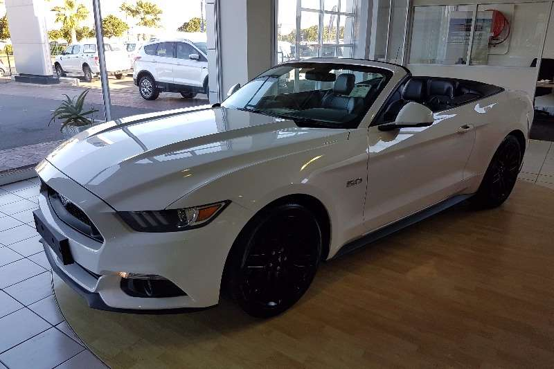 2017 ford mustang 5 0 gt convertible auto convertible petrol rwd automatic cars for sale. Black Bedroom Furniture Sets. Home Design Ideas