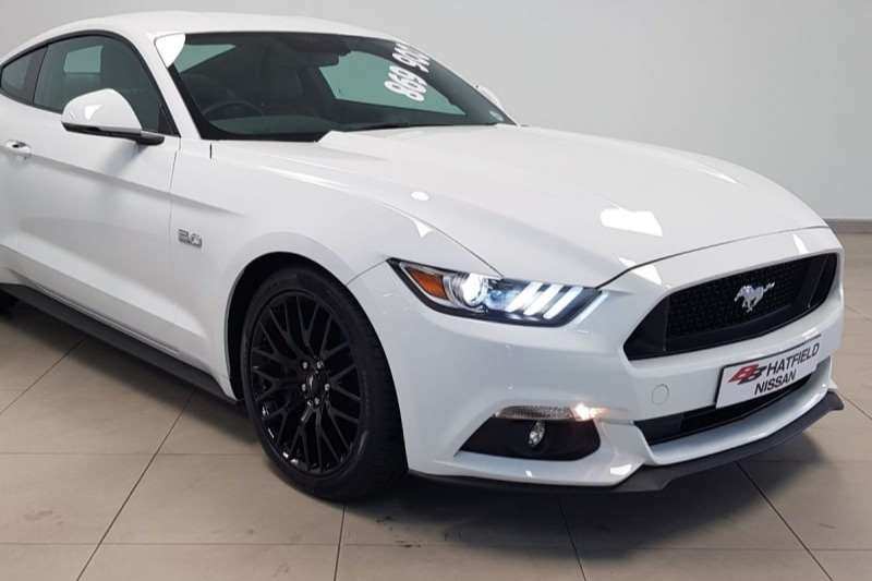 2017 Ford Mustang 5 0 Gt Fastback Auto Cars For In Gauteng R 869 000 On Mart